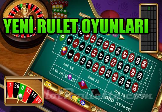 2016 rulet oynama siteleri, Yeni rulet oyunları, 2016 en güvenilir casino siteleri